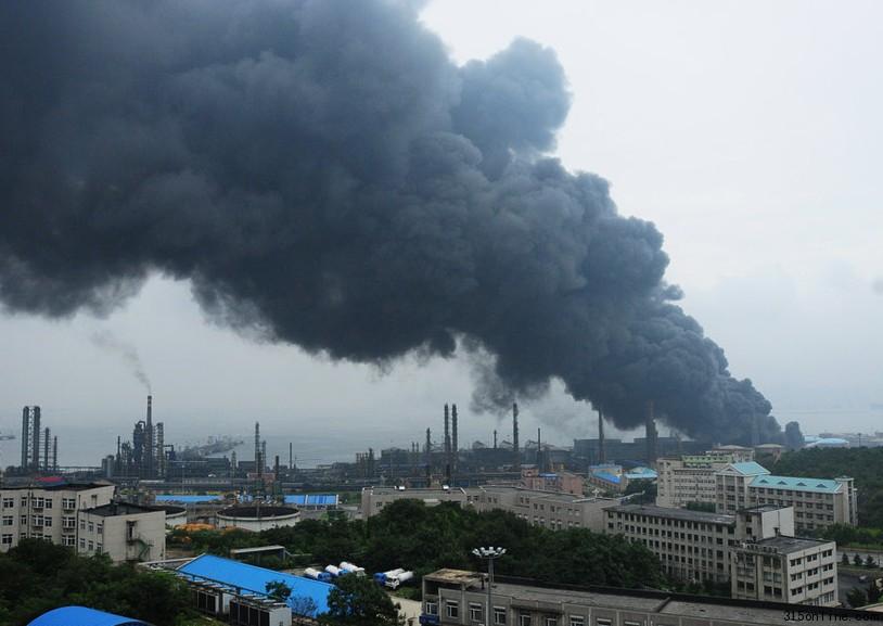 中石油爆炸