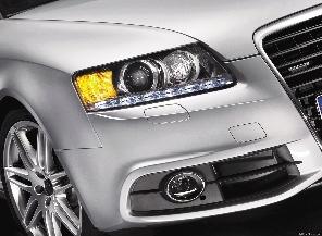 调查 奥迪LED行车灯故障解析高清图片