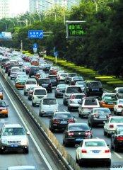 北京周末爆堵持续近10个月 晚高峰持续4小时