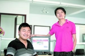 """两大学毕业生自筹30万 创建""""重庆红歌网"""""""