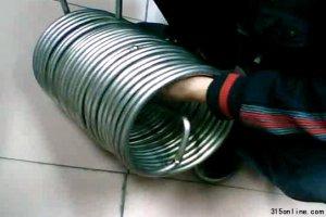 空气能热水器涉嫌违反3C认证规程