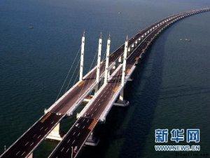 胶州湾大桥总工程师:螺丝没拧紧不影响通车