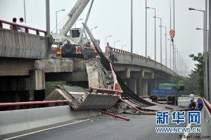 网民4年前预言钱江三桥存隐患 称政府车队从来不走
