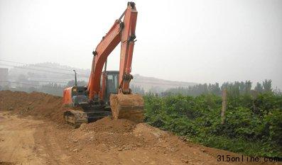 鲁高速假京沪高铁安置房之名豪夺千亩耕地