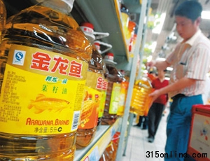 食用油涨价传闻日嚣尘上 金龙鱼等企业纷纷否认
