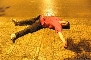 洛阳男子进京旅游被误当上访者押回打伤