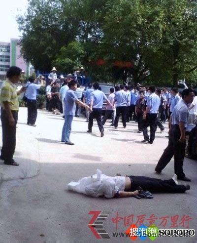 邢台一中高中学生留遗书后跳楼
