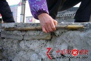 芦苇冒充钢筋 豆腐渣工程巅峰之作
